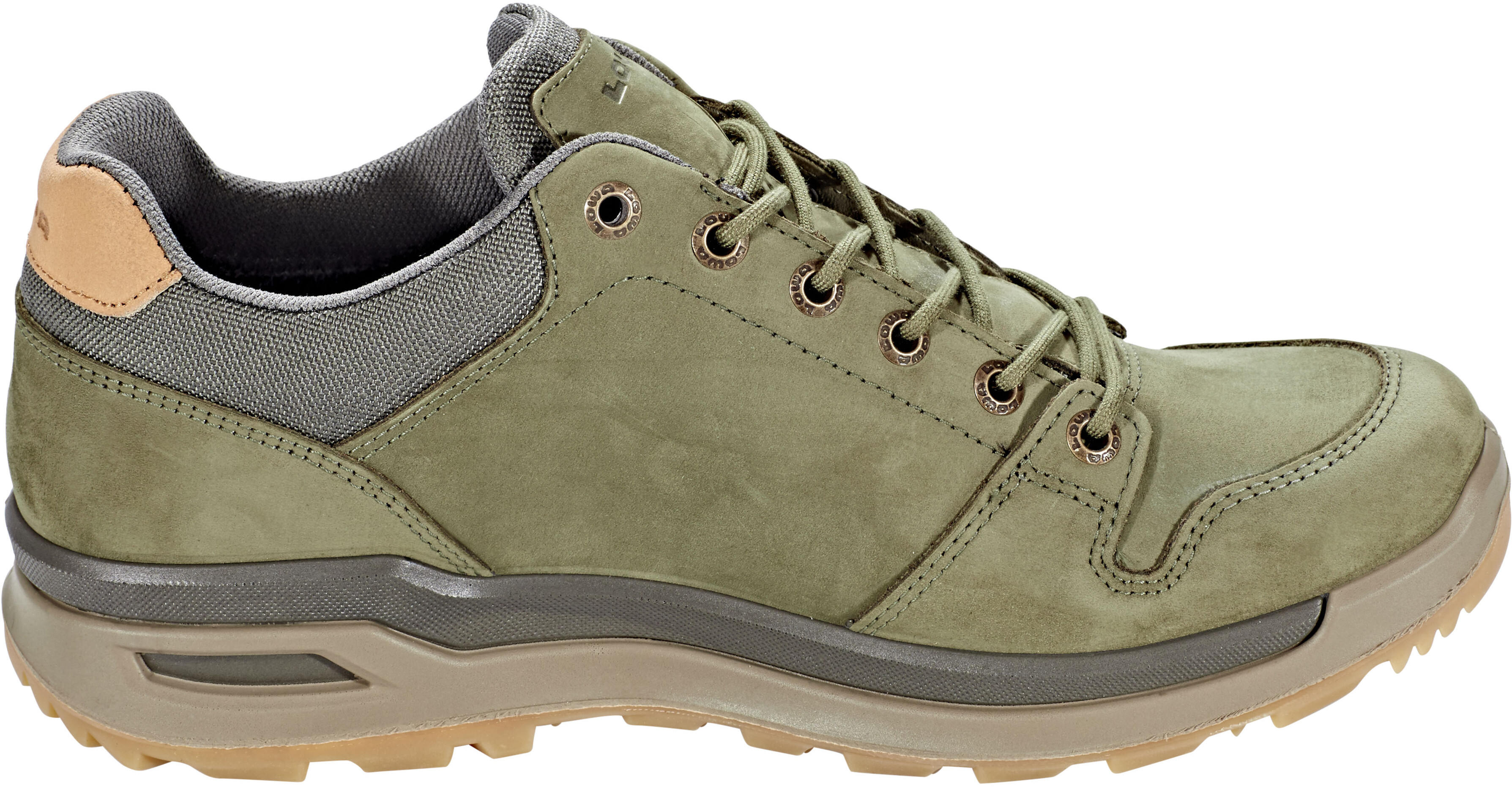 794e4f4dcf6 Lowa Locarno GTX - Chaussures Homme - olive sur CAMPZ !